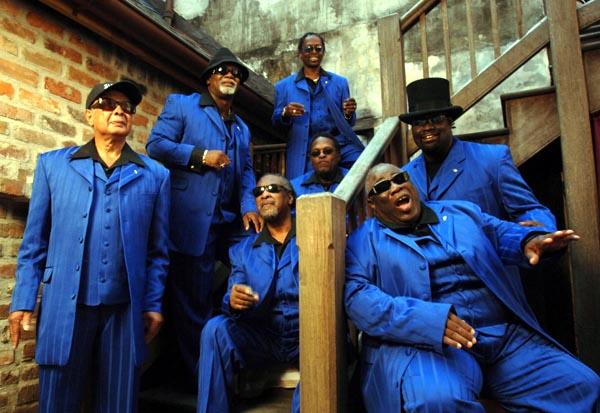 Photo: The Blind Boys of Alabama